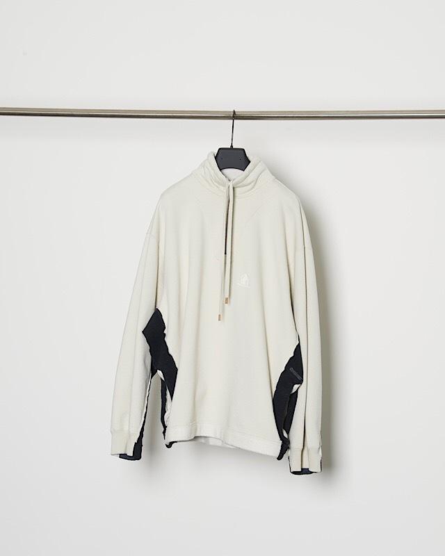 Zip-up Pullover